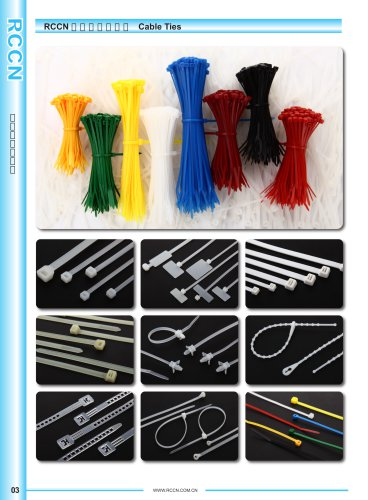 Nylon cable ties Cable tie