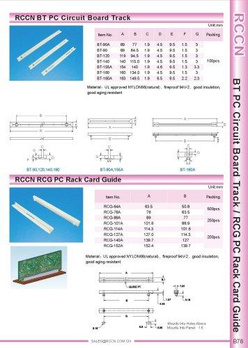 RCCN BT PC Circuit Board Track