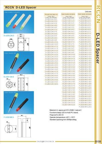 RCCN  D-LED Spacer