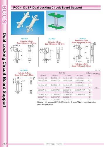RCCN  DLSP Dual Locking Circuit Board Support