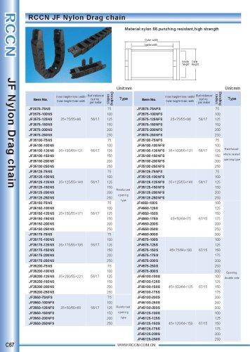 RCCN JF Nylon Drag chain C67
