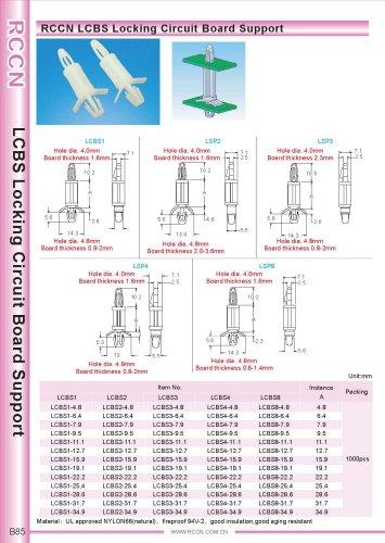 RCCN LCBS Locking Circuit Board Support