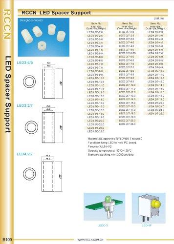 RCCN  LED Spacer Support B109