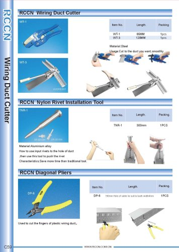 RCCN  Wiring Duct Cutter