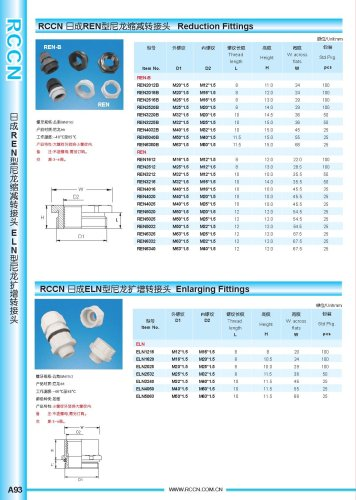Reduction Fittings