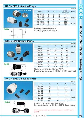 SPR-L Sealing Plugs