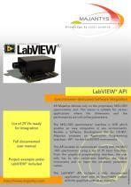 LabVIEW  API