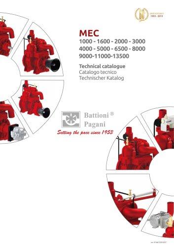 MEC 1000-1600-2000-3000-4000-5000-6500-8000