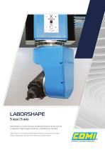 LaborShape 5 axis milling center
