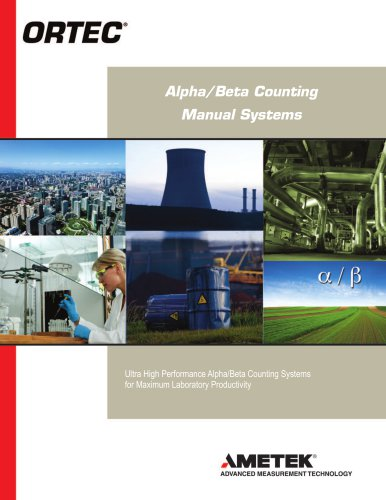 Alpha/Beta Counting Manual Systems