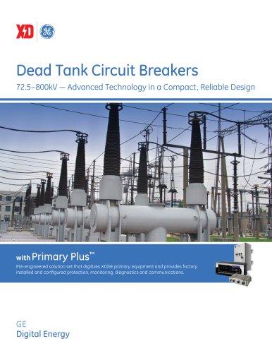 Dead Tank Circuit Breakers Brochure