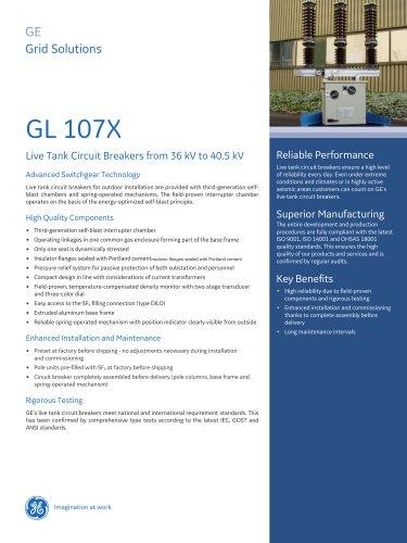 GL 107X