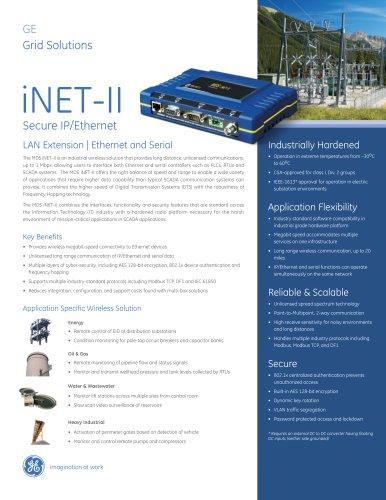iNET-II