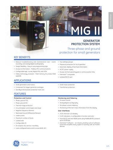 MIG II