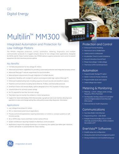 Multilin™ MM300