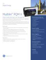 Multilin™ PQM II