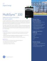 MultiSync™ 100