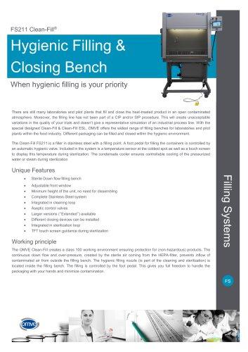 FS211 - Clean-Fill ESL (English)