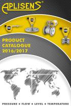 PRODUCT CATALOGUE 2016/2017