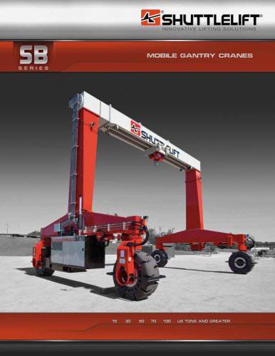 Shuttlelift SB Series Brochure