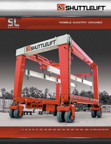 Shuttlelift SL Series Brochure