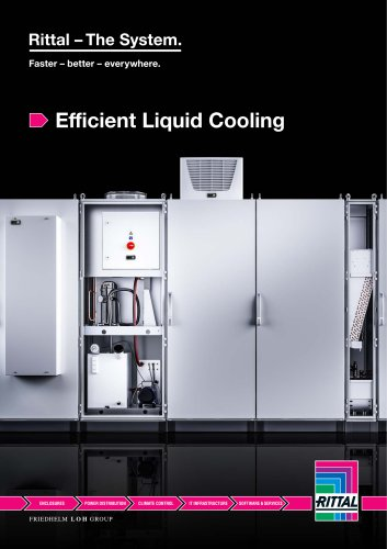Efficient Liquid Cooling