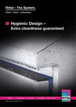 Hygienic Design – Extra cleanliness guaranteed - 1