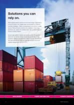Integrated value creation - System solutions for the maritime industry - 8