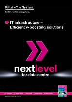 IT infrastructure – Efficiency-boosting solutions