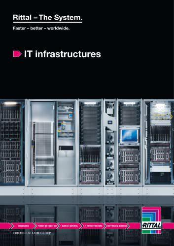 IT infrastructures