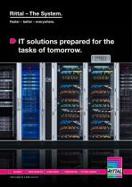 IT solutions prepared for the tasks of tomorrow. - 1