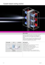 Liquid cooling package LCP cooling systems - 10