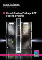 Liquid cooling package LCP cooling systems - 1