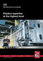 LKH - Plastics expertise at the highest level - 1