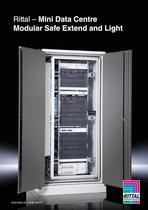 Mini Data Centre -Modular Safe Extend and Light - 1