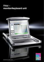 Monitor/keyboard unit - 1