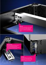 More efficiency – with the base/plinth system VX - 11