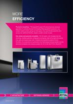 More efficiency – with the base/plinth system VX - 3