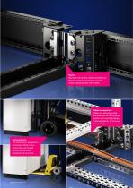 More efficiency – with the base/plinth system VX - 9