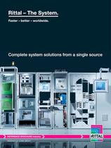 Reference brochure for industrial enclosure - 1