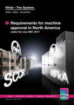 Requirements for machine approval in North America under the new NEC 2017