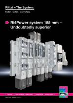 Ri4Power system 185 mm – Undoubtedly superior - 1
