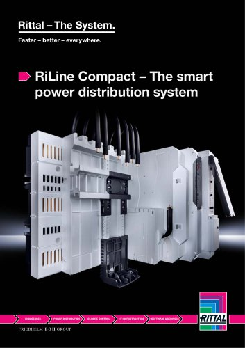 RiLine Compact – The smart power distribution system