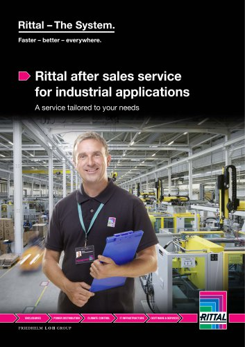 Rittal After Sales Service