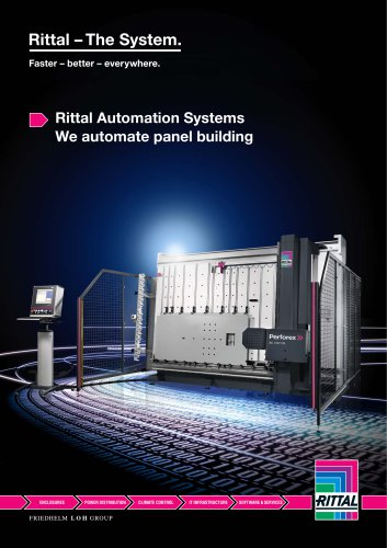 Rittal Automation Systems