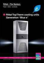 Rittal top therm cooling units generation - 1