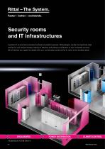 Security rooms for data centres - 14
