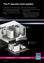 Security rooms for data centres - 5