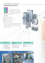 In Stainless Steel - Compact Enclosures, enclosures and support arm systems for the human/machine interface. - 6