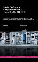 Standard-compliant switchgear and controlgear production - 13